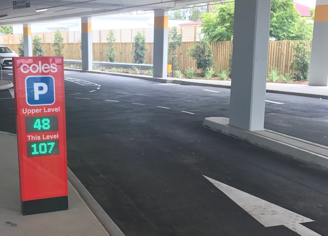 Parking Guidance and Signage / Traffic & Parking Systems