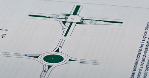 A traffic engineering blueprint for traffic and car park safety audits by TPS.